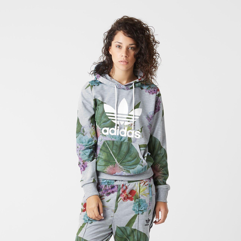 Trefoil Logo Hoodie Hoodies, Fashion, Clothes