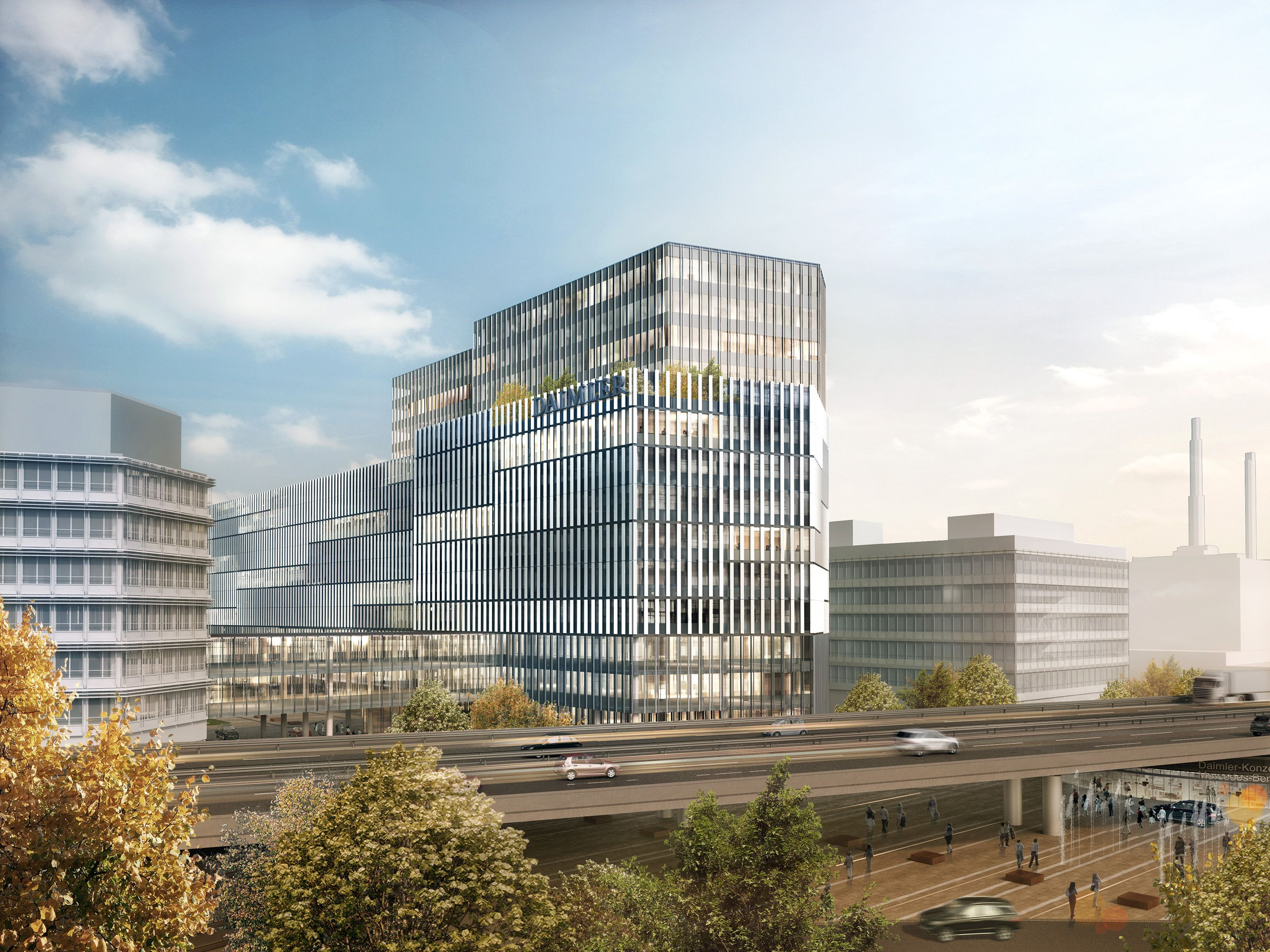Cgi Hamburg Scoopimages Für Hpp Architekten #berlin #hamburg # ...