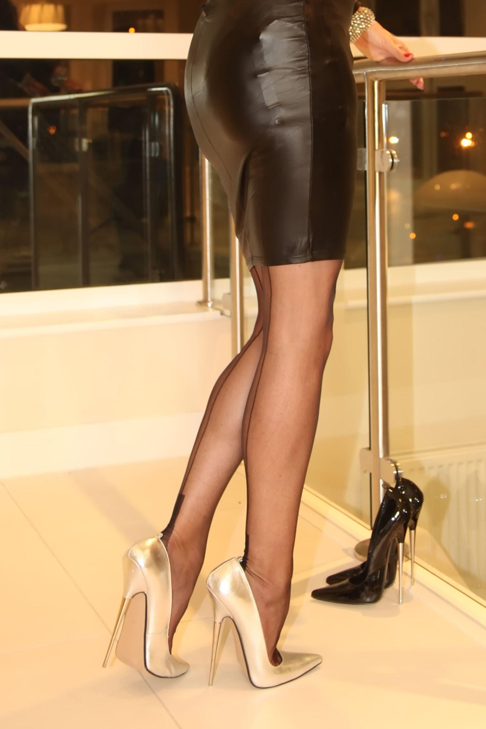 Speaking, opinion, stockings extreme heels