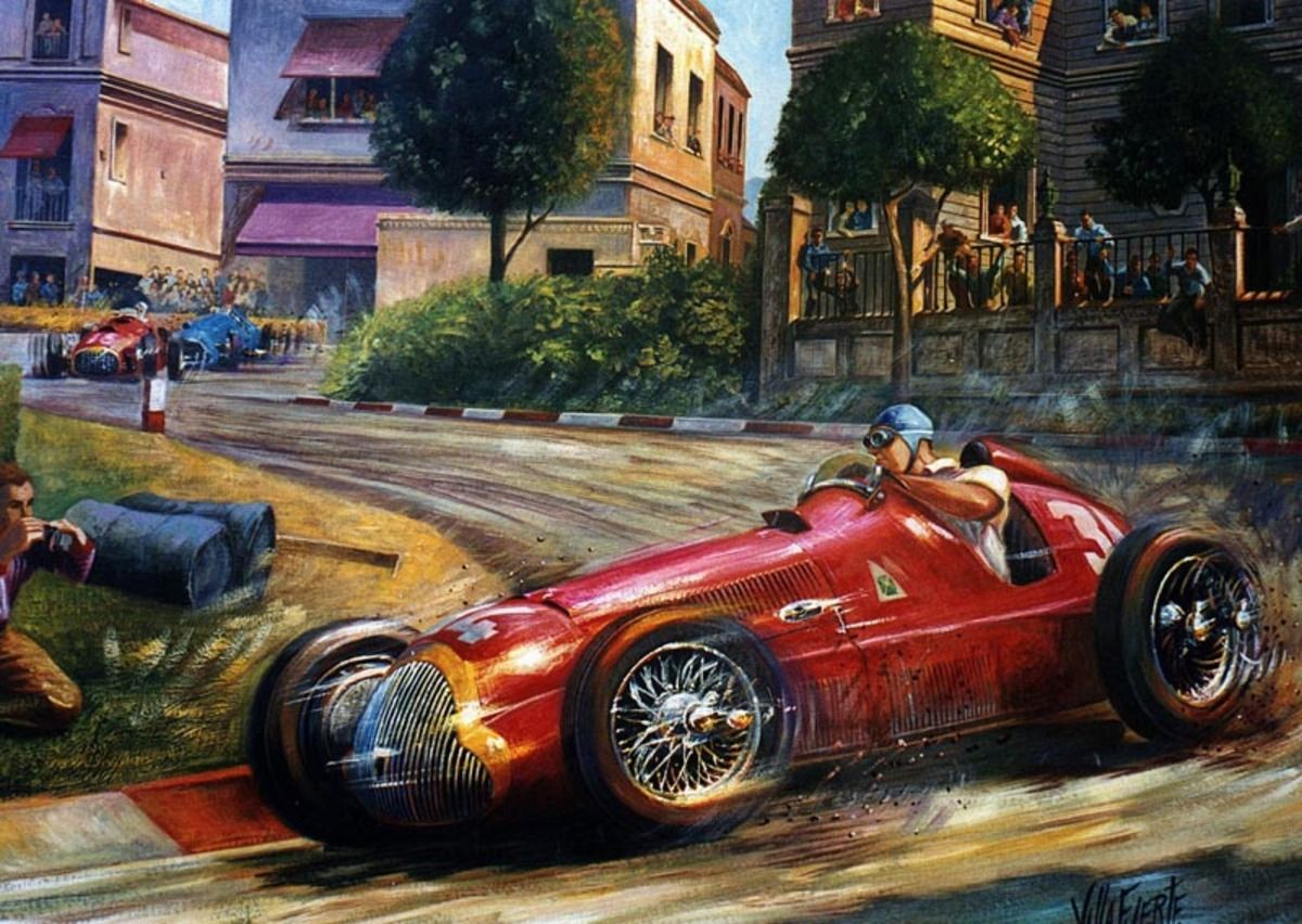 Car Posters, Automotive Art, Car Pictures, Fast Cars, Alfa Romeo, F1, Art  Illustrations, Planes, Racing