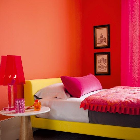 How to break the colour rules - 5 ideas | Indian summer, Bedrooms ...