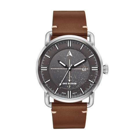 Sw1 Solar 3 Hand Light Brown Leather Watch Light Brown Leather Watch Dark Brown Leather Watch Leather Watch