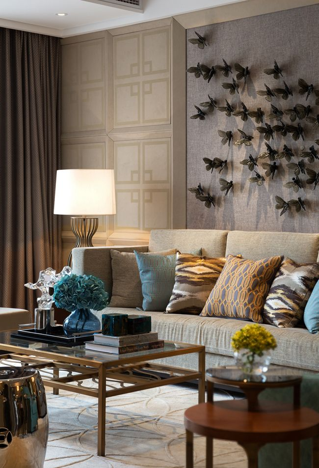 Pin by Masha Shapiro Agency on Sophisticated Living Room INTERIORS