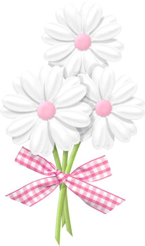 """Photo from album """"Pink Daisies"""" on Yandex."""