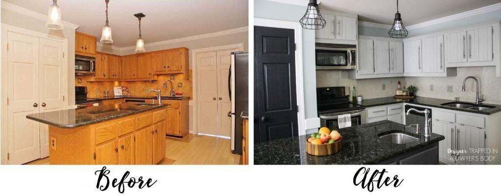 Küche Kabinett Lack | Küche | Pinterest | Küchenschränke ...