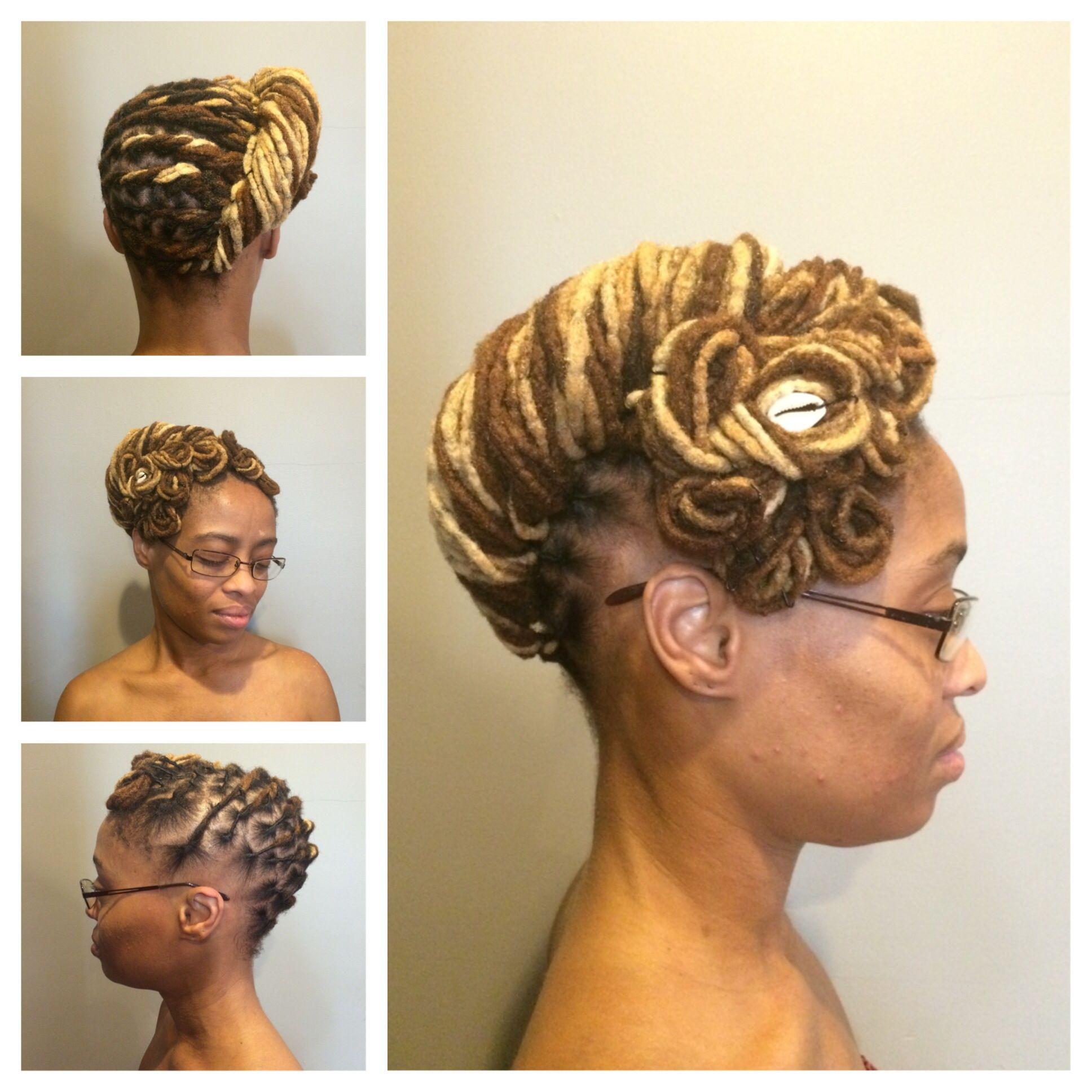 Pin By Sistah Safi On Dread Locs Locs Hairstyles Hair Junkie Natural Hair Styles
