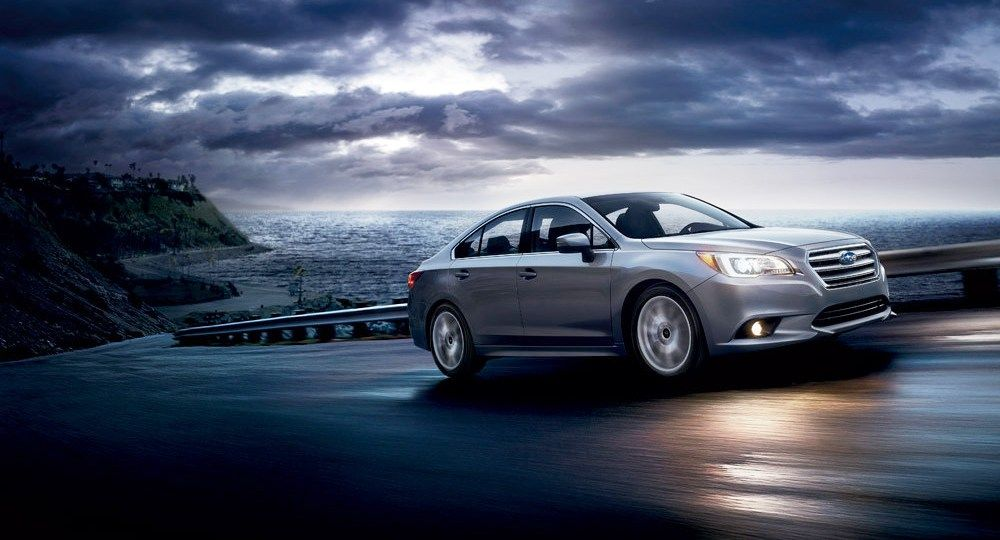 Subaru Legacy Named Best Car to Buy 2015 by The Car Connection