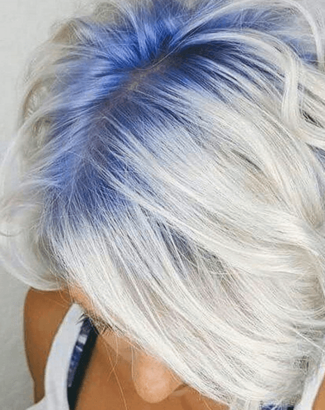 Image Result For Blonde Hair With Pastel Roots Roots Hair Hair Shadow Roots Hair