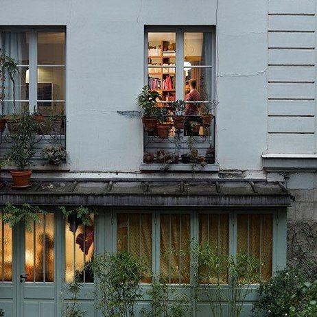 Cinematic Views of Parisian Architecture   HOUSE ...