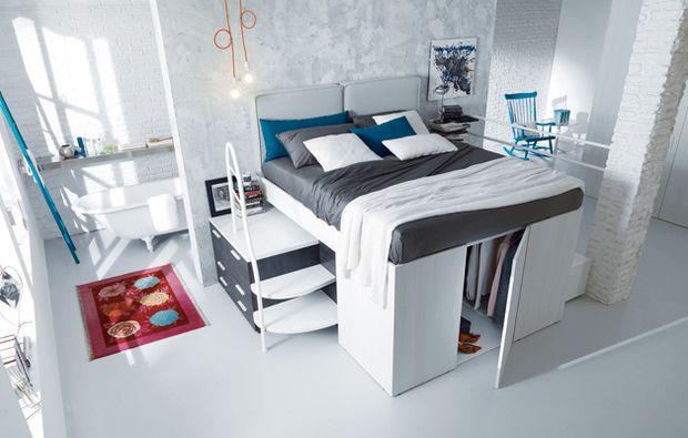 Progetti mansarde divisione mansarda in camere cabina for Planimetrie della cabina 4 camere da letto