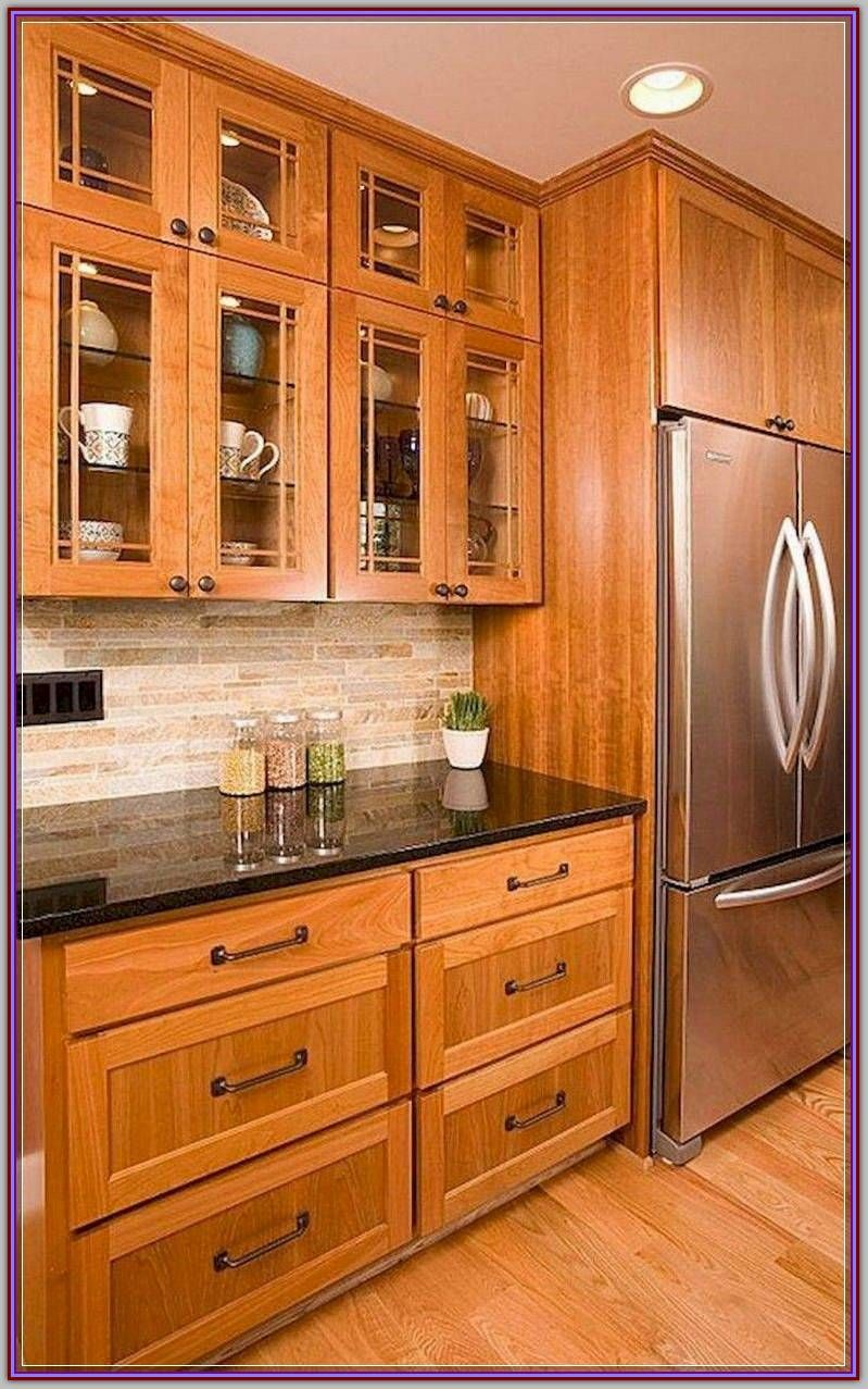 Decorate Your Kitchen With These Simple Tips Modern Interior Design Rustic Kitchen Rustic Kitchen Cabinets Kitchen Cabinets Makeover