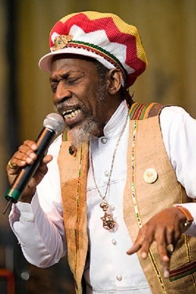 *Bunny Wailer* More fantastic pictures and videos of *The Wailers* on: https://de.pinterest.com/ReggaeHeart/
