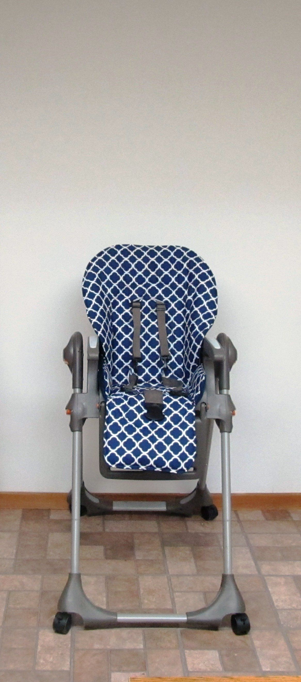Chicco polly replacement high chair cover padded baby