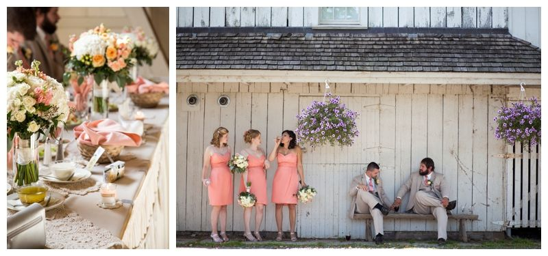 pictures of weddings at barn at boones dam | ... EVENT ...