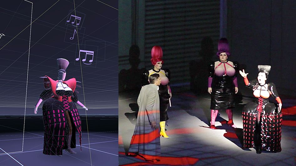 FROM OPERA TO A GAME AND BACK AGAIN | LabLike