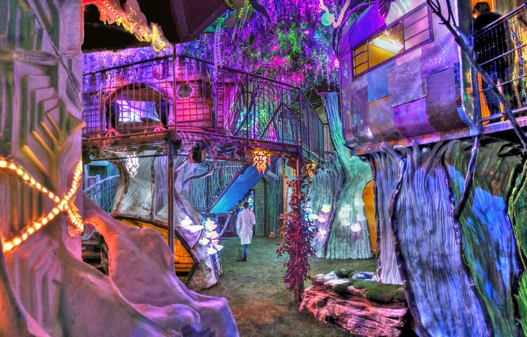 Meow Wolf House Of Eternal Return Dream Rooms Cool Rooms Beautiful Architecture