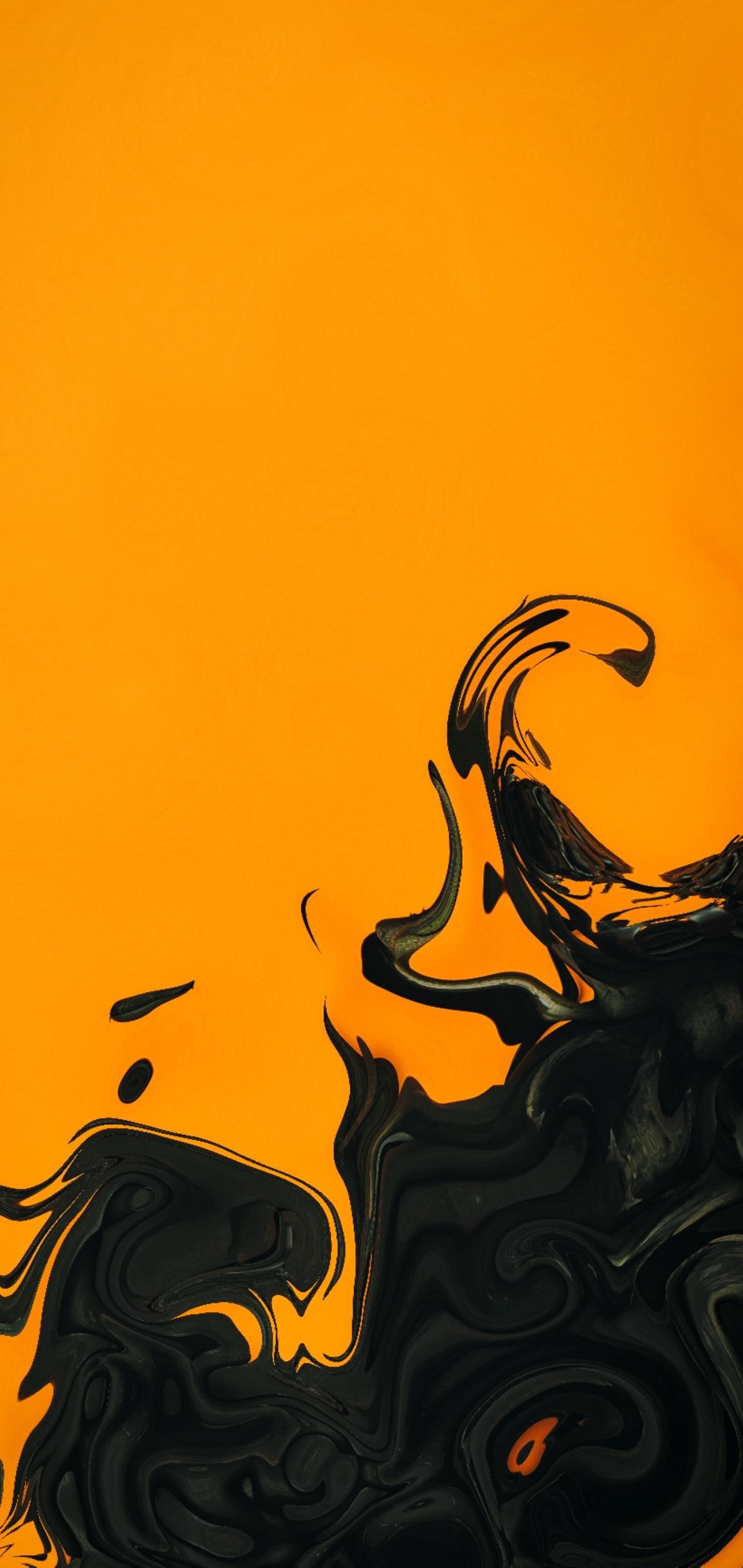 Orange And Black Smart Phone Wallpapers 4kphonewallpapersreddit Iphonewallpapersred Abstract Iphone Wallpaper Abstract Wallpaper Phone Wallpapers Vintage