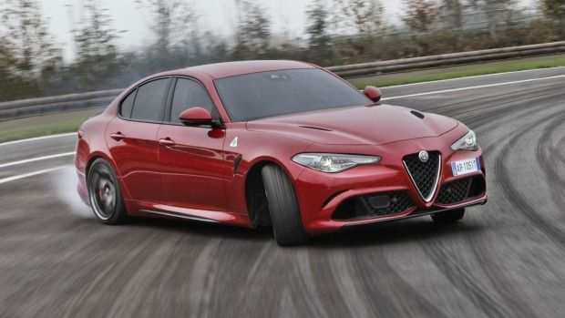 Alfa Romeo Giulia Qv First Drive Review First Drive Alfa Romeo Giulia Qv Alfa Romeo Giulia Quadrifoglio Alfa Romeo Giulia Alfa Romeo