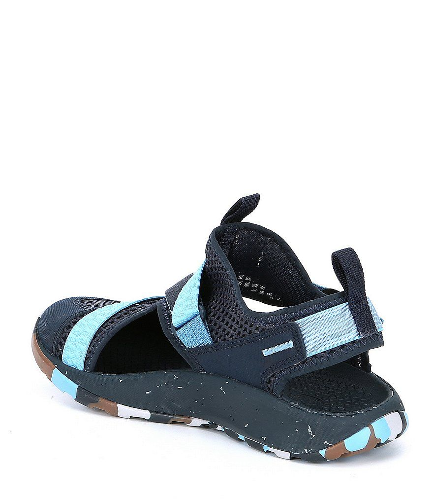 Mens Hiking Sandals With Arch Support Sneaker Black Best