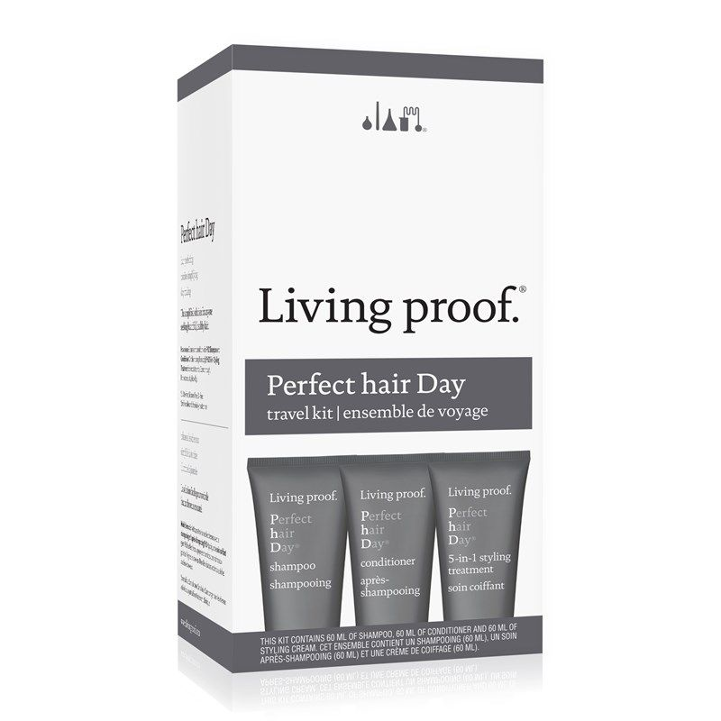 Living proof perfect hair day travel kit perfect hair