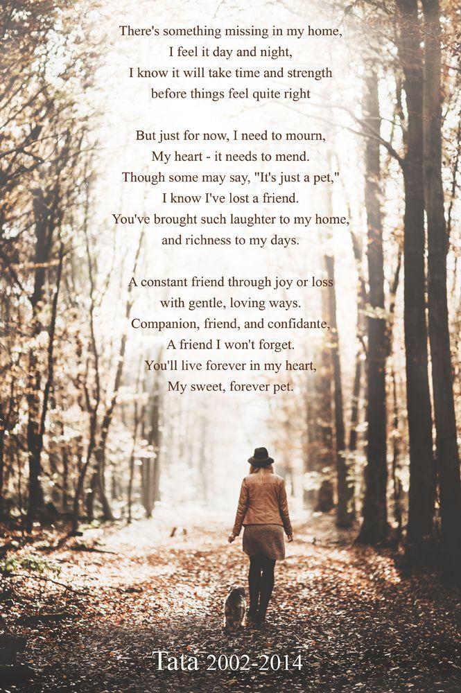 You Left A Paw Print On My Heart P U P S Dog Poems