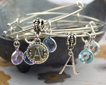 Photo of DIY Charm Bracelet Bangles Tutorial – Crafts Unleashed