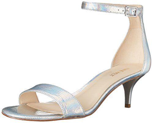2a991e2435a2a Nine West Women s Leisa Leather Heeled Sandal
