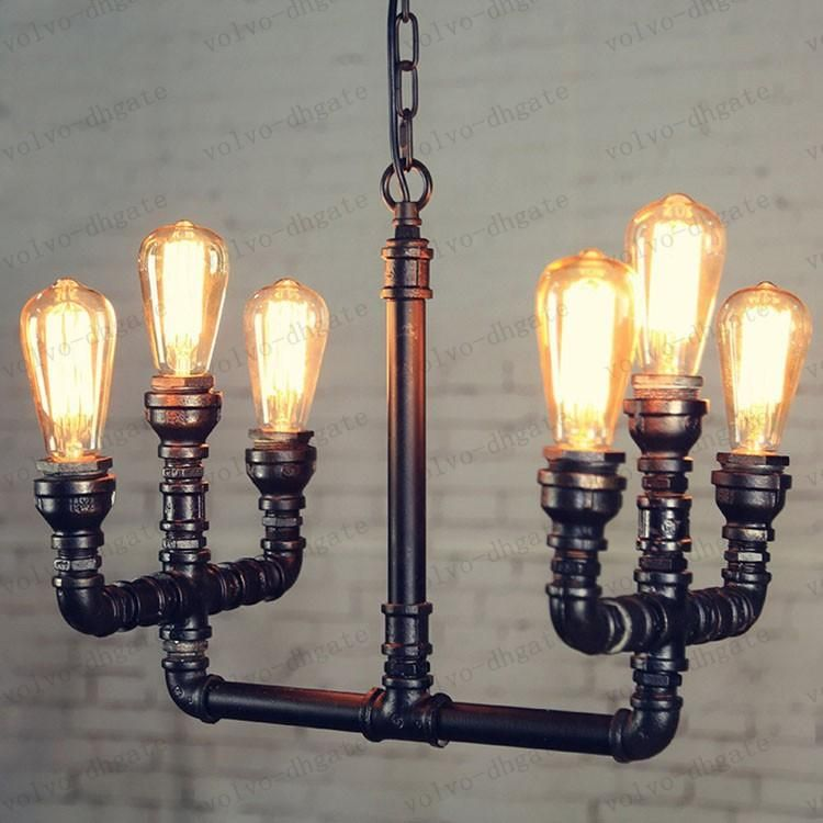 Modern Art Lightings Made By Copper Pipes Google Search