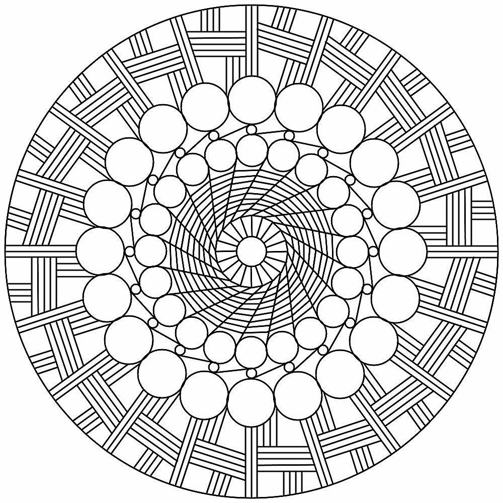 Mandala 130 With Images Mandala Coloring Pages Mandala Coloring Geometric Mandala