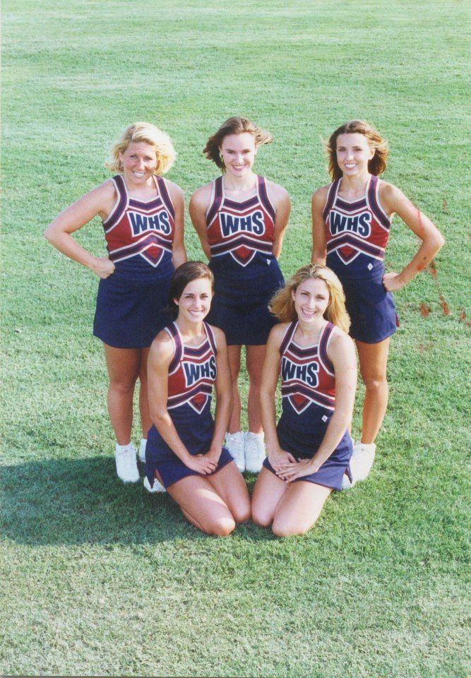 The Woodland Wildcats Cheerleaders Some Smart Ladys With Kelli