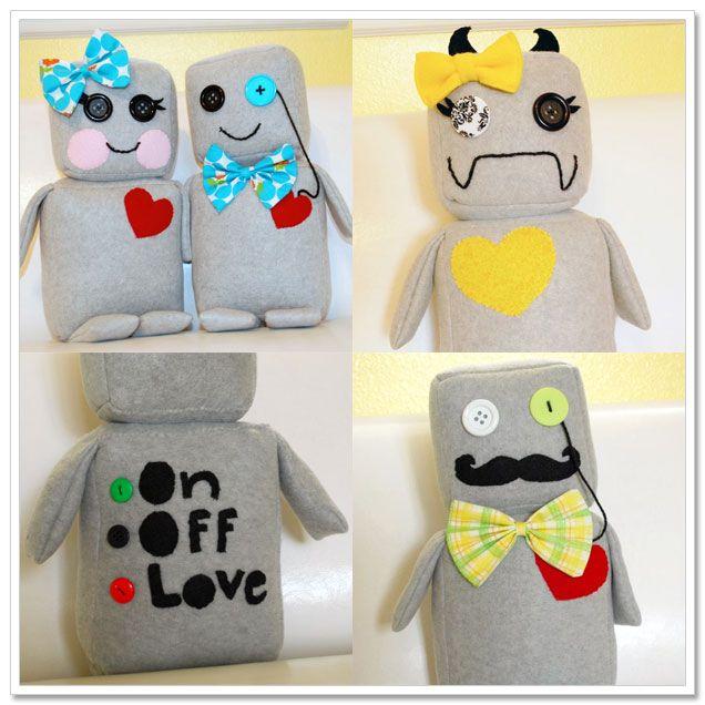 robot - squeeeeeee