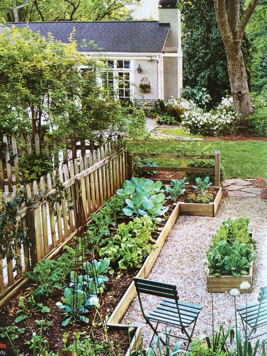 Pin by Leah Price on Garden | Potager garden, Small ...