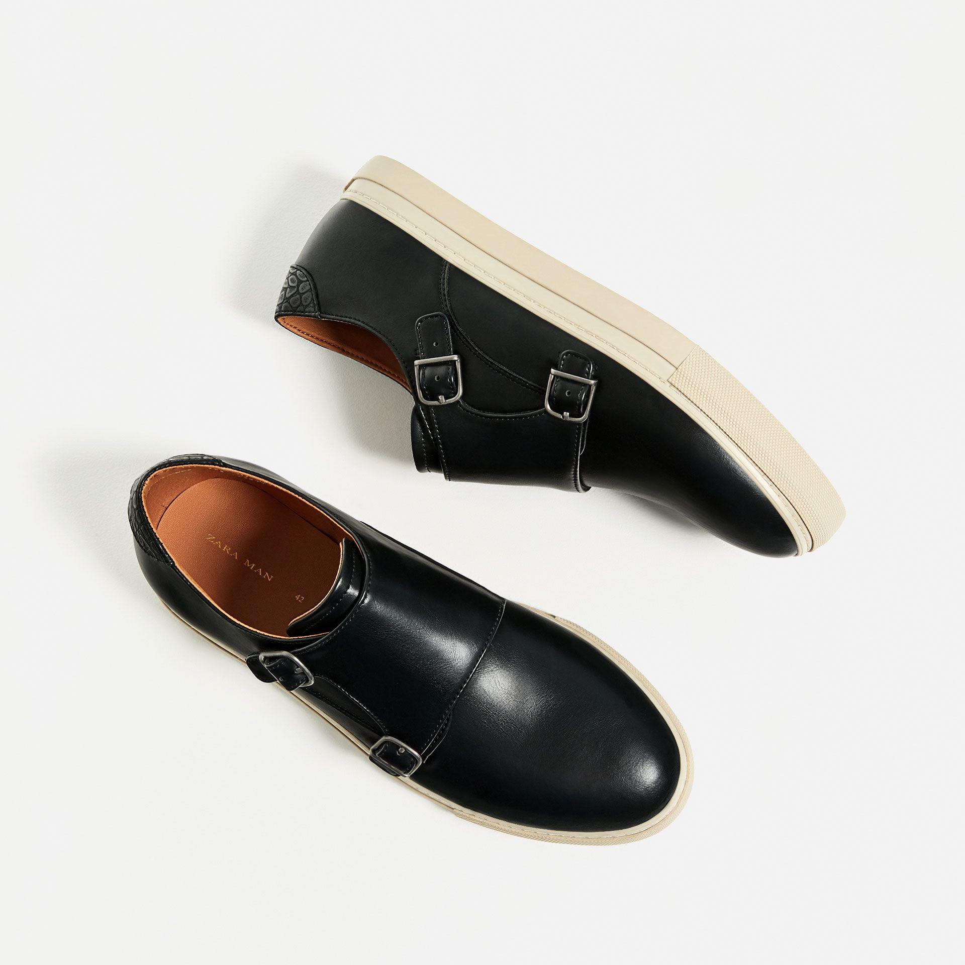 scarpe eleganti doppia fibbia ep369063