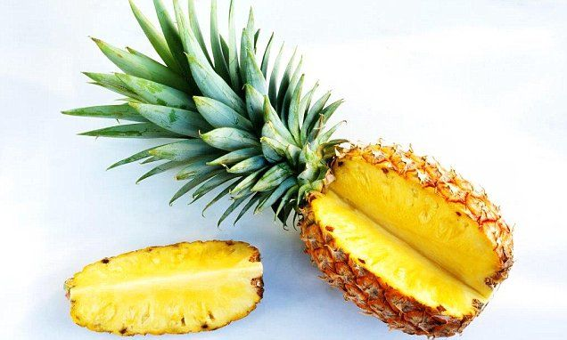 Can PINEAPPLE win the war against superbugs? | Daily Mail Online