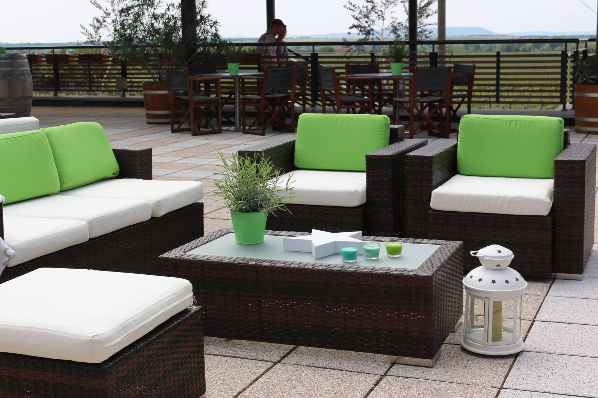 Tornai Pinceszet Gartenmoebel Auflagen Terrasse Grun Gartenmobel Gartenmobel Auflagen Gartenauflagen