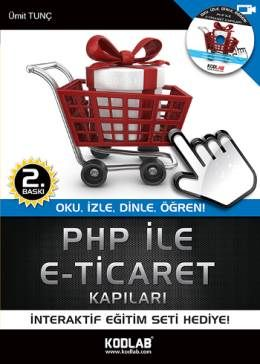 Php ile E-Ticaret Kapıları - Umit Tunc | 19,50TL - D&R : Kitap