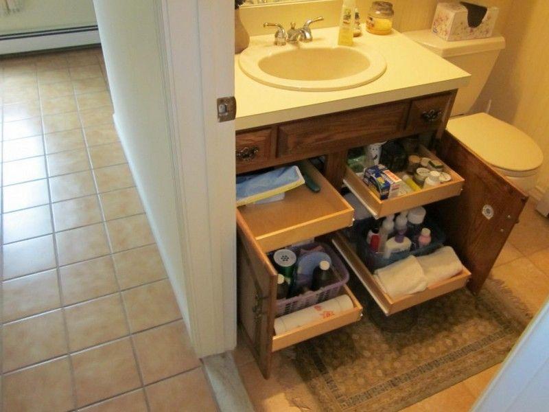 Bathroom Drawer Organizer Ideas Organizing