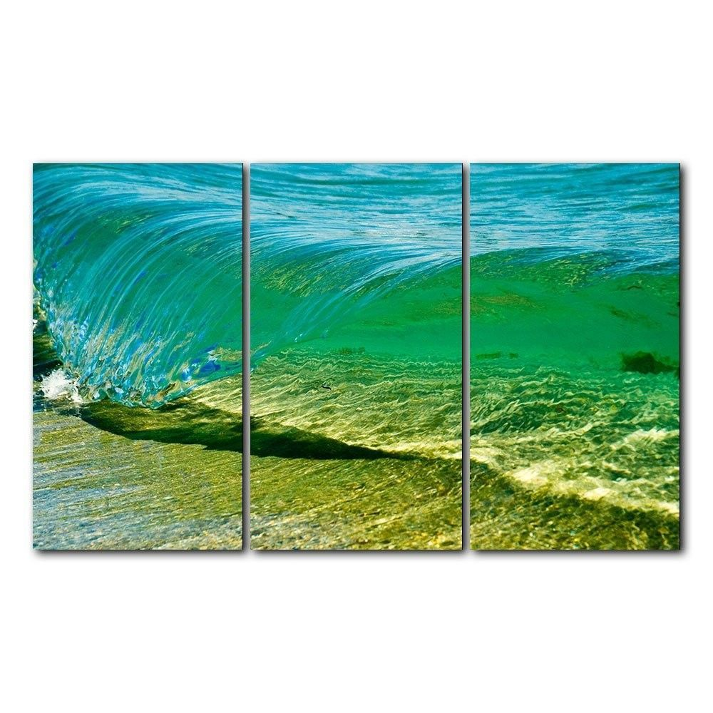 Surfu by nicola lugo piece photographic printt on wrapped canvas