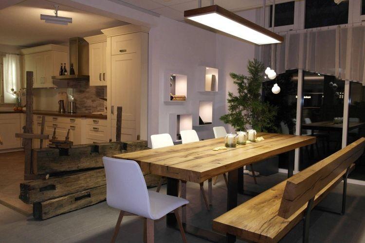 Table En Bois Massif Haut De Gamme En 27 Photos Salons Tables