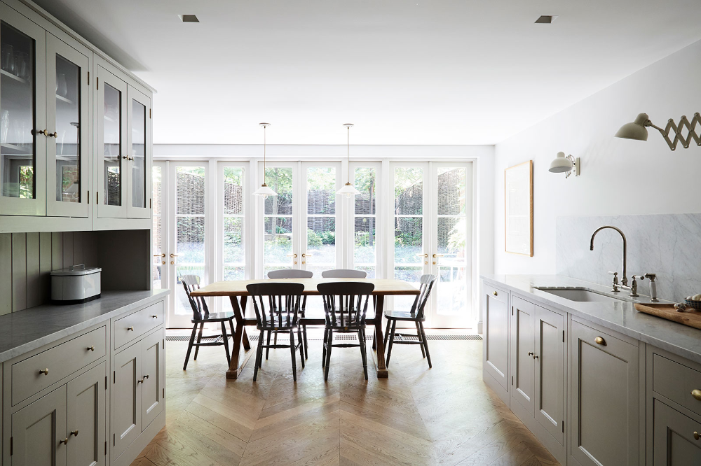 Plain English Kitchen | Brooklyn Townhouse #plainenglishkitchen