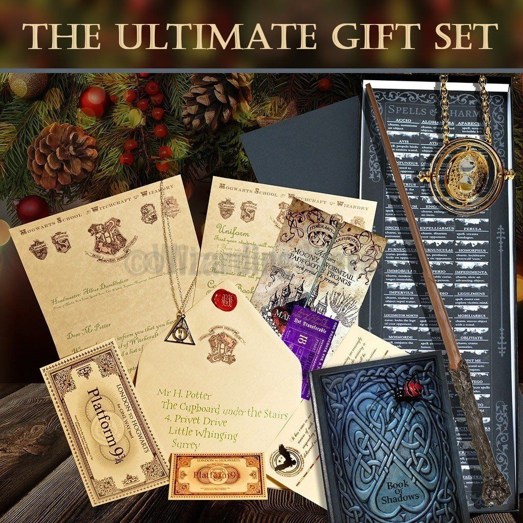 Wizarding Wares Witchcraft & Wizardry EXTREME Gift