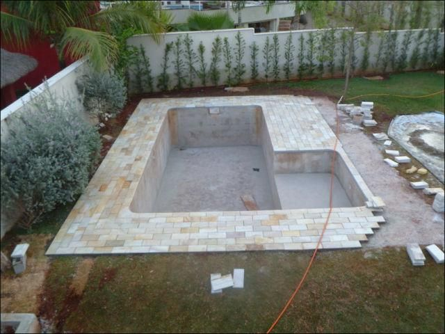 Www Goodshomedesign Com Cheap Way To Build Your Own Swimming Pool