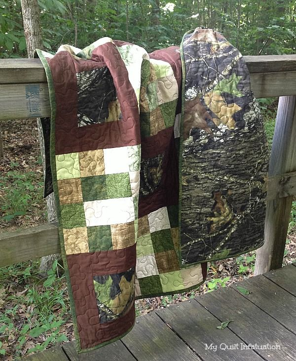 My Quilt Infatuation: For Love of The Great Outdoors #thegreatoutdoors