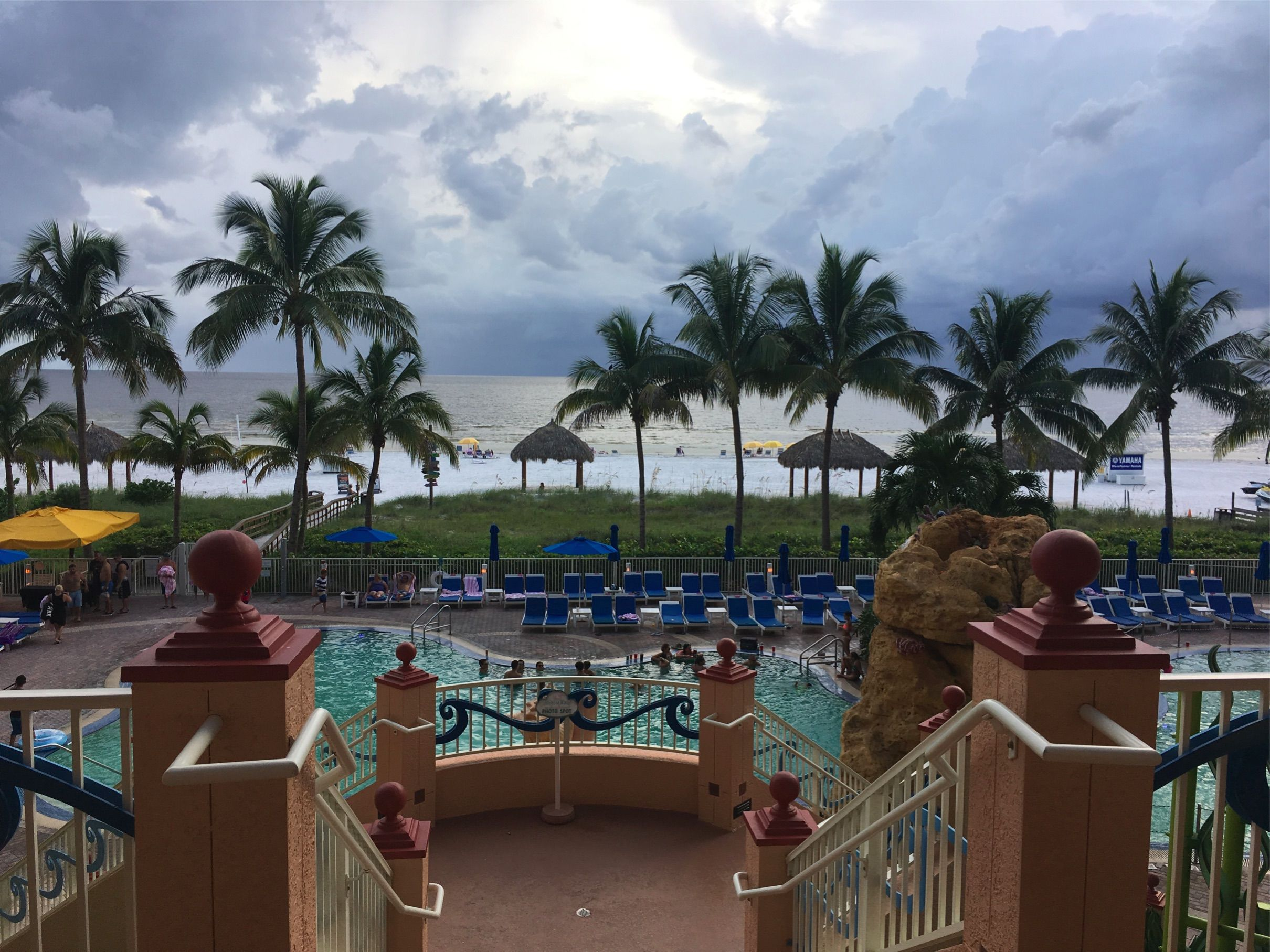 Pink Shell Hotel And Marina Florida Travel Discover West Fort