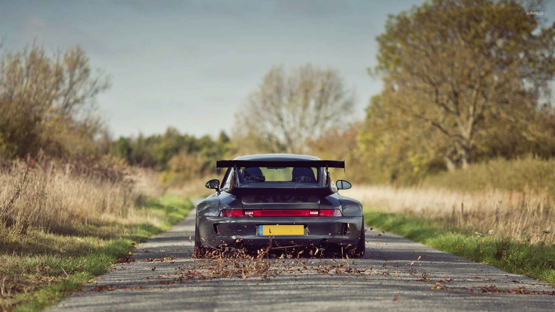 Porsche 911 Rwb Car 1080p Wallpaper Hdwallpaper Desktop Auto Carros