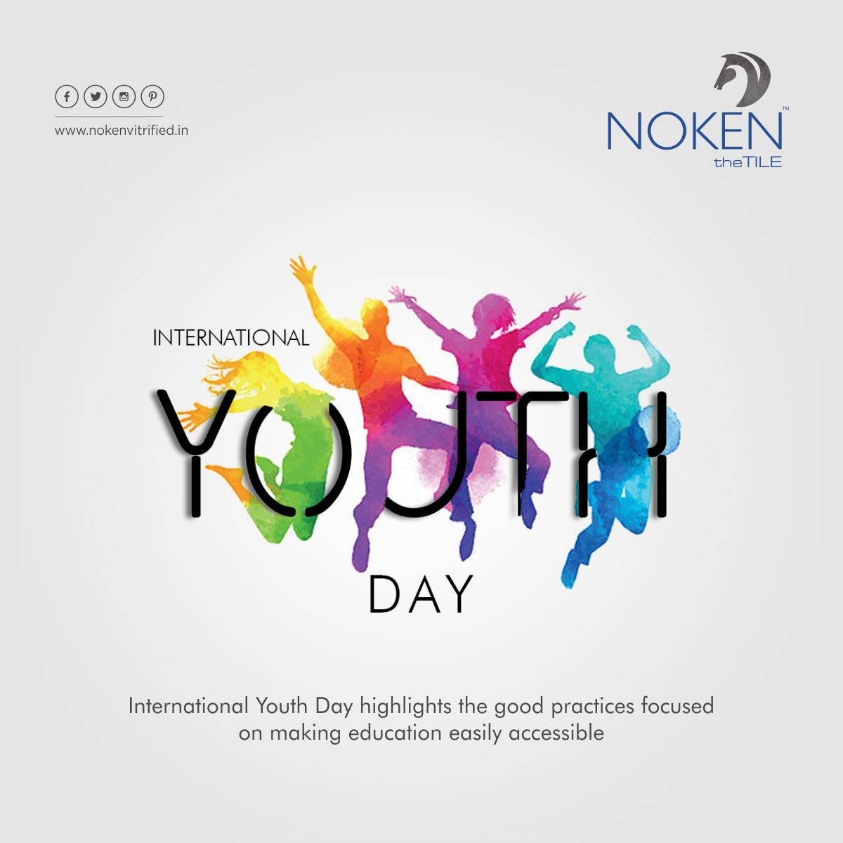 International Youth Day Highlights The Good Practices Focused On