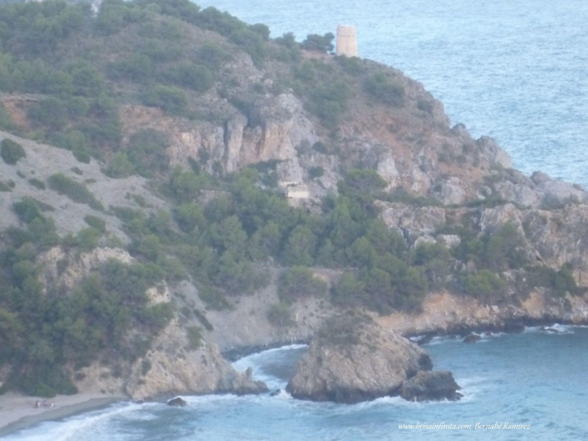 Acantilados de Maro- Cerro Gordo (Málaga)