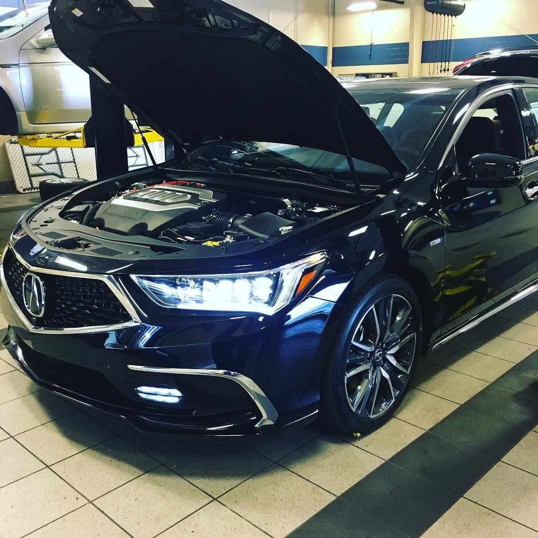 "Jack Meltzer On Instagram: ""2018 Rlx Sport Hybrid"