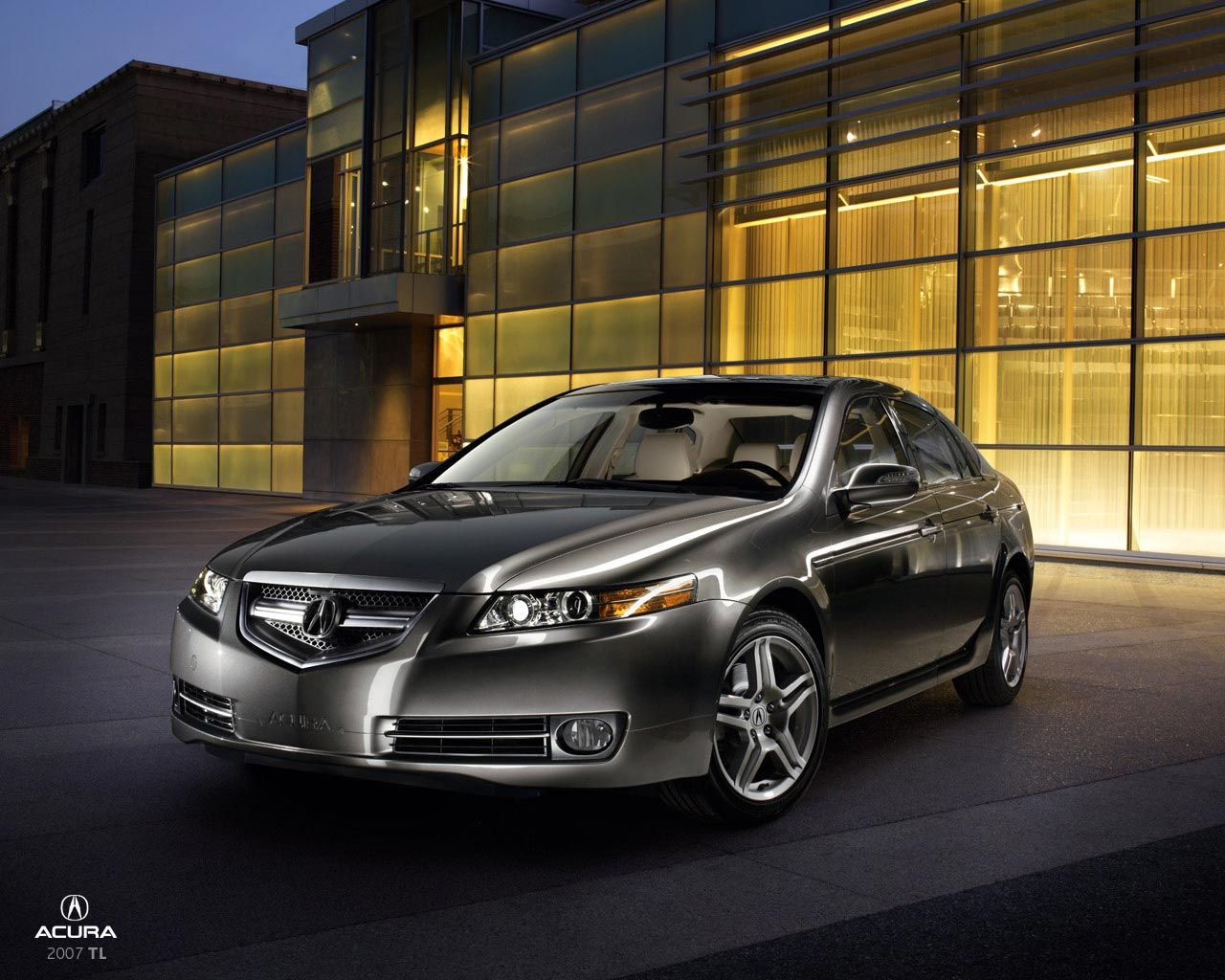 Cool Acura Tl Sedan Hd Picture Wallpaper Acura Tl Car