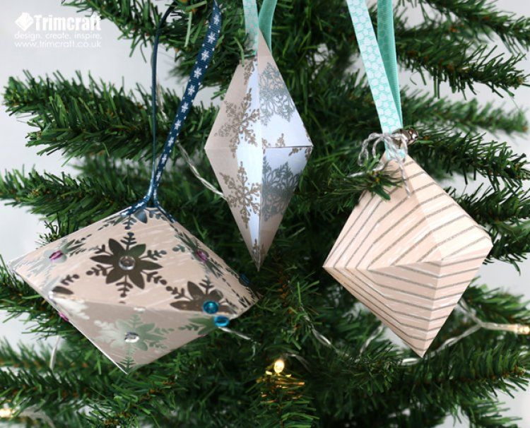 Diy christmas baubles with free printable templates diy